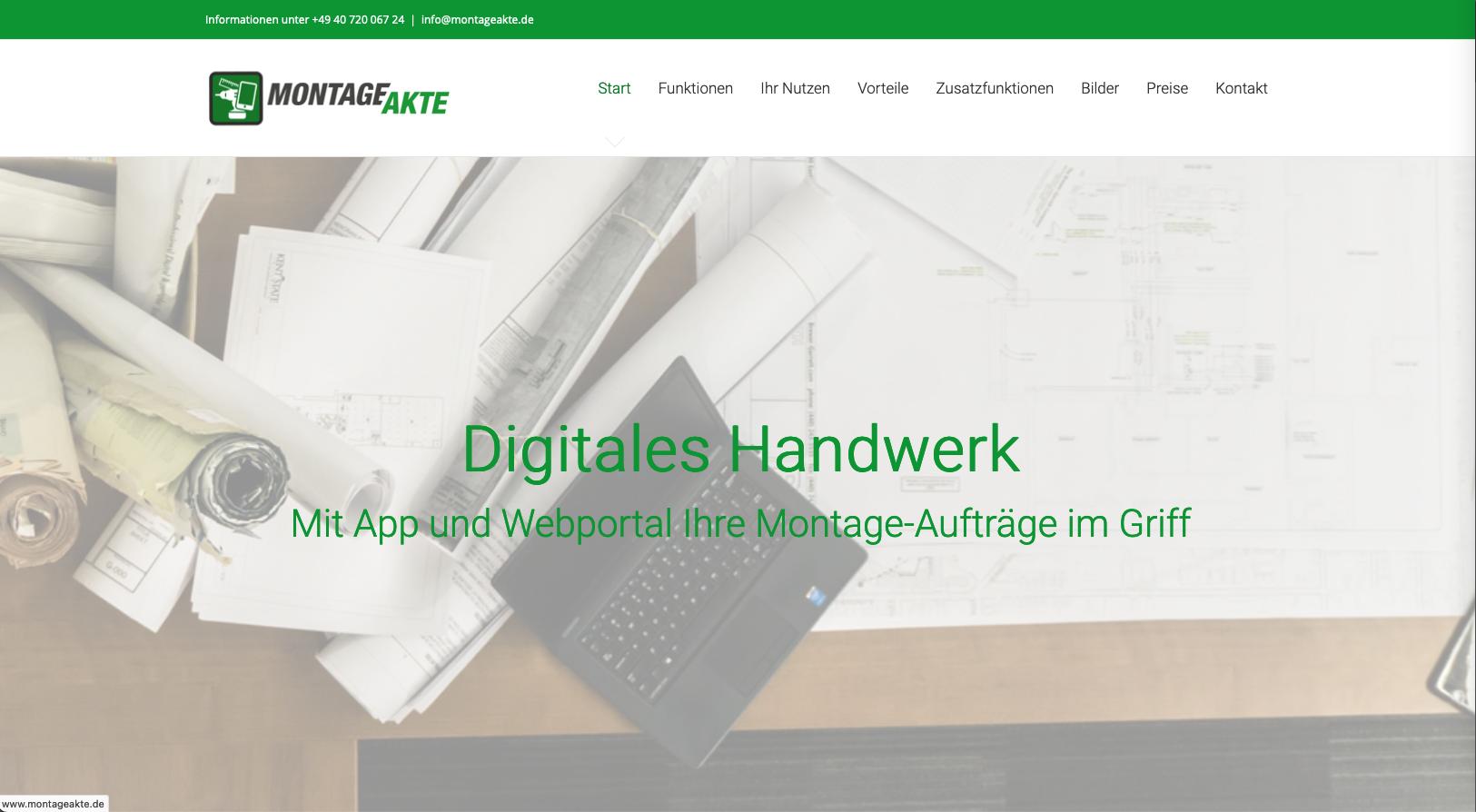 Webdesign Ahrensburg